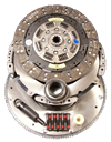 Transmission - Manual Transmission Parts - South Bend Clutch - South Bend Clutch 10701066-1 Flywheel Only Fits 01-05 LB7-LLY Duramax