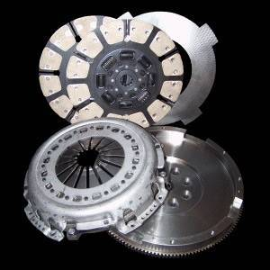 Transmission - Manual Transmission Parts - South Bend Clutch - South Bend SDD3250-5 Street Multi-Friction Disc 94-04 Dodge 5.9L