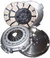 Transmission - Manual Transmission Parts - South Bend Clutch - South Bend SDD3250-5k Street Multi-Friction Disk 94-04 Dodge 5.9L