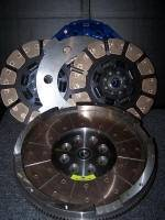 Transmission - Manual Transmission Parts - South Bend Clutch - South Bend SDD3250-GK 3250 Street Dual Disc 05.5-13 Dodge Cummins