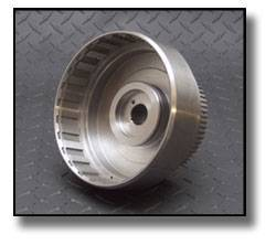 Transmission - Automatic Transmission Parts - Sun Coast - Sun Coast E4100-BFWD Billet Forward Drum 99-03 Ford Super Duty 4R100