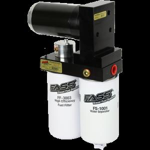 Fuel System & Components - Fuel System Parts - FASS - TITANIUM SIGNATURE SERIES DIESEL FUEL LIFT PUMP 290GPH GM DURAMAX 6.6L 2001-2016 (TS C10 290G)