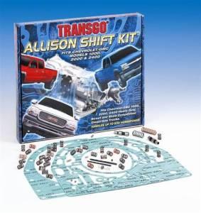 Trans-Go - Trans-Go shift kit for 2001-2005 5 speed Allison Transmissions