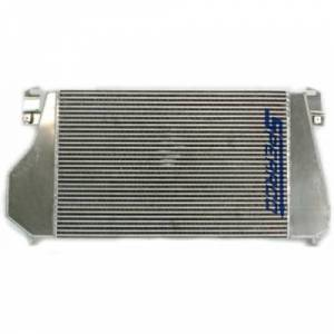 Turbo Chargers & Components - Intercoolers and Pipes - Turbonetics - Turbonetics 2-487 Torque Master Intercooler 06-09 GM 6.6L Duramax