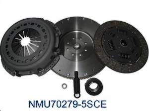 "Transmission - Manual Transmission Parts - valair - Valair - NMU70279-5SCE 13"" Upgrade Clutch For 94-03 Dodge 5.9L 350hp"