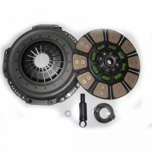 Transmission - Manual Transmission Parts - Valair Performance Diesel Clutches - Valair NMU70119-04 HD Upgrade Clutch 94-03 Dodge 5.9L 5-Speed 550hp