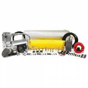 Steering And Suspension - Air Suspension Parts - Viair - Viair 10007 2.5 Gal. Constant Duty On-Board Air System