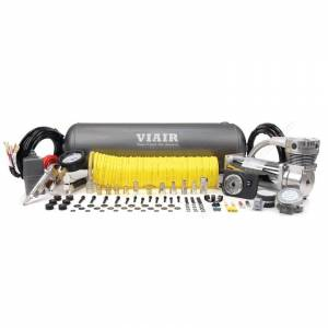 Steering And Suspension - Air Suspension Parts - Viair - Viair 20001 Super Duty Onboard Air System
