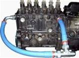 Fuel System & Components - Fuel System Parts - Vulcan - Vulcan Performance PPDF VPMAX Big Line Dual Feed Kit 94-98 Cummins 12V