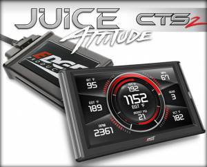 EDGE PRODUCTS - 21503 2007.5-2010 GM DURAMAX (6.6L) JUICE W/ATTITUDE CTS2