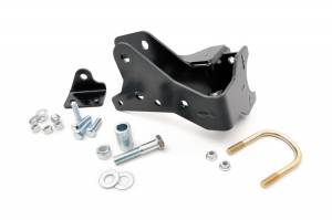 Rough Country - Jeep Front Track Bar Bracket (07-18 Wrangler JK) - Image 1