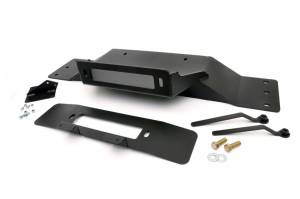 Rough Country - Ford Hidden Winch Mounting Plate (09-14 F-150) - Image 1