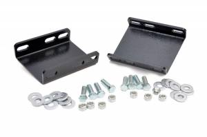 Rough Country - Ford Front Sway-bar Drop Brackets - Image 1