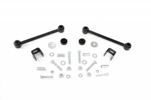 Rough Country - Ford Front Sway-bar Links (4in) - Image 1