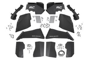 Rough Country - Jeep Front & Rear Inner Fenders Set (07-18 Wrangler JK) - Image 1