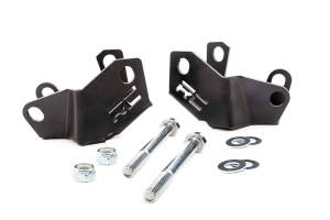 Rough Country - Jeep Rear Lower Control Arm Skid Plate Kit (18-19 Wrangler JL) - Image 1