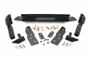 Rough Country - Jeep Winch Mounting Plate (99-04 Grand Cherokee WJ) - Image 1