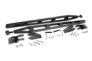 Steering And Suspension - Suspension Parts - Rough Country - GM Traction Bar Kit (11-19 2500/3500HD 4WD)