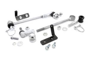 Rough Country - Jeep Front Sway-bar Disconnects (3.5-6in) - Image 3