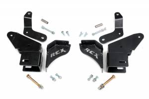 Rough Country - Control Arm Drop/Relocation Kit for 4.5-6.5-inch Lifts