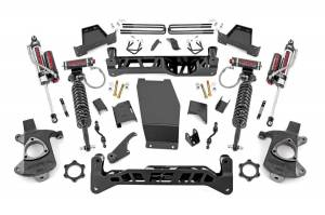 Rough Country - 7in GM Suspension Lift Kit | Vertex (14-17 1500 PU 4WD | Aluminum/Stamped Steel)