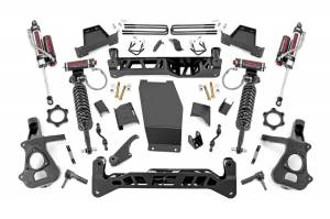 Rough Country - 7in GM Suspension Lift Kit | Vertex (2018 1500 PU 4WD)