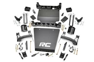 Rough Country - 5in GMC Suspension Lift Kit (14-16 1500 Denali PU 4WD w/MagneRide)