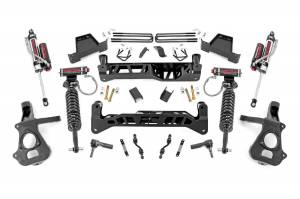 Rough Country - 7in GM Suspension Lift Kit | Vertex (2018 1500 PU 2WD)