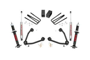 Rough Country - 3.5-inch Suspension Lift Kit (Factory Cast Steel Control Arm Models)