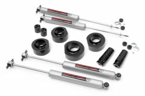 - Rough Country - 1.5in Jeep Suspension Lift Kit