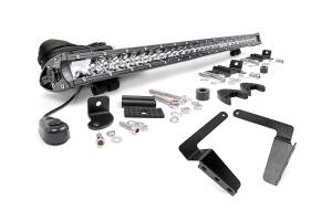 Rough Country - Toyota 30in LED Bumper Kit | Chrome Series (14-19 Tundra)