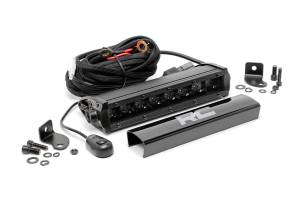 Rough Country - 8-inch Cree LED Light Bar (Black Series)
