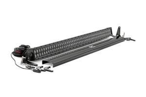 Rough Country - 50-inch Cree LED Light Bar - (Dual Row | Black Series)