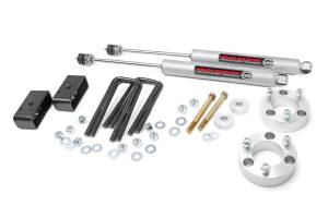Rough Country - 3in Toyota Suspension Lift Kit (05-19 Tacoma)