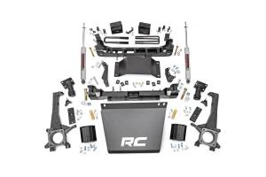 Rough Country - 6in Toyota Suspension Lift Kit (05-15 Tacoma 4WD/2WD)