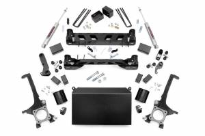 Rough Country - 4in Toyota Suspension Lift Kit (16-19 Tundra 4WD/2WD)