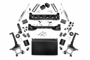 Rough Country - 6in Toyota Suspension Lift Kit (07-15 Tundra)