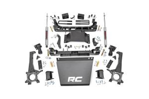 Rough Country - 4in Toyota Suspension Lift Kit (16-19 Tacoma 4WD/2WD)