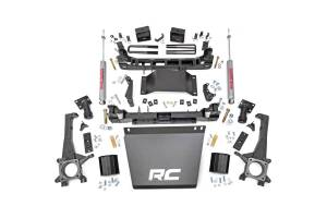 Rough Country - 6in Toyota Suspension Lift Kit (16-19 Tacoma 4WD/2WD)