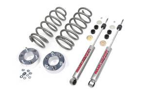 Rough Country - 3in Toyota Suspension Lift Kit (07-14 FJ Cruiser 4WD/2WD)