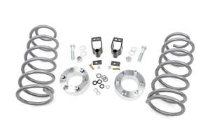 Rough Country - 3in Toyota Series II Suspension Lift Kit (03-09 4-Runner 4WD w/X-REAS)