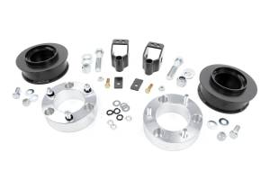 Rough Country - 3in Toyota Suspension Lift Kit (03-09 4-Runner 4WD w/X-REAS)