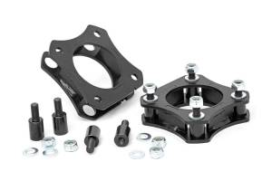 - Rough Country - 1.75in Toyota Leveling Lift Kit (07-19 Tundra 2WD/4WD)