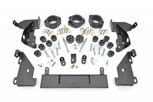 - Rough Country - 1.25in GM Body Lift Kit (14-15 1500 PU)