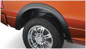 Bushwacker - Bushwacker 10-18 Dodge Ram 2500 Fleetside OE Style Flares 2pc 67.4/76.3/96.3in Bed - Black