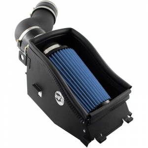 Air Intakes & Accessories - Air Intakes - AFE - 99.5-03 F250/F350 POWERSTROKE DIESEL V8-7.3L, AIR INTAKE SYSTEM PRO 5R