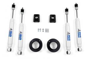 Steering And Suspension - Lift & Leveling Kits - BDS Suspension - BDS Suspension 2in Front Leveling Kit 695H
