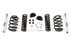 "BDS Suspension - BDS 442H 2"" Lift Kit for the 2002 - 2007 Jeep Liberty KJ"