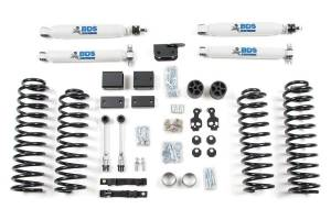 """Steering And Suspension - Lift & Leveling Kits - BDS Suspension - BDS 1403H  3"""" Lift Kit for the 2012-2018 Jeep Wrangler JK 4 door 4WD"""
