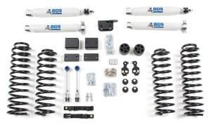 "Steering And Suspension - Lift & Leveling Kits - BDS Suspension - BDS 1411H  3"" Lift Kit | 2007-11 Jeep Wrangler JK 4 door 4WD"